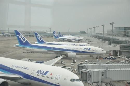 羽田空港 第2ターミナル 北ピア4F エアポートラウンジ