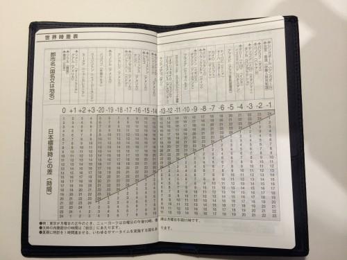 スーパーフライヤーズ会員限定手帳