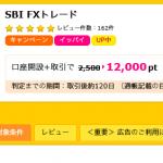 初めてでも大丈夫。SBI FXトレードで原価10円で安全に10,800マイルを獲得する方法